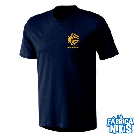 Camiseta Concha Escudo