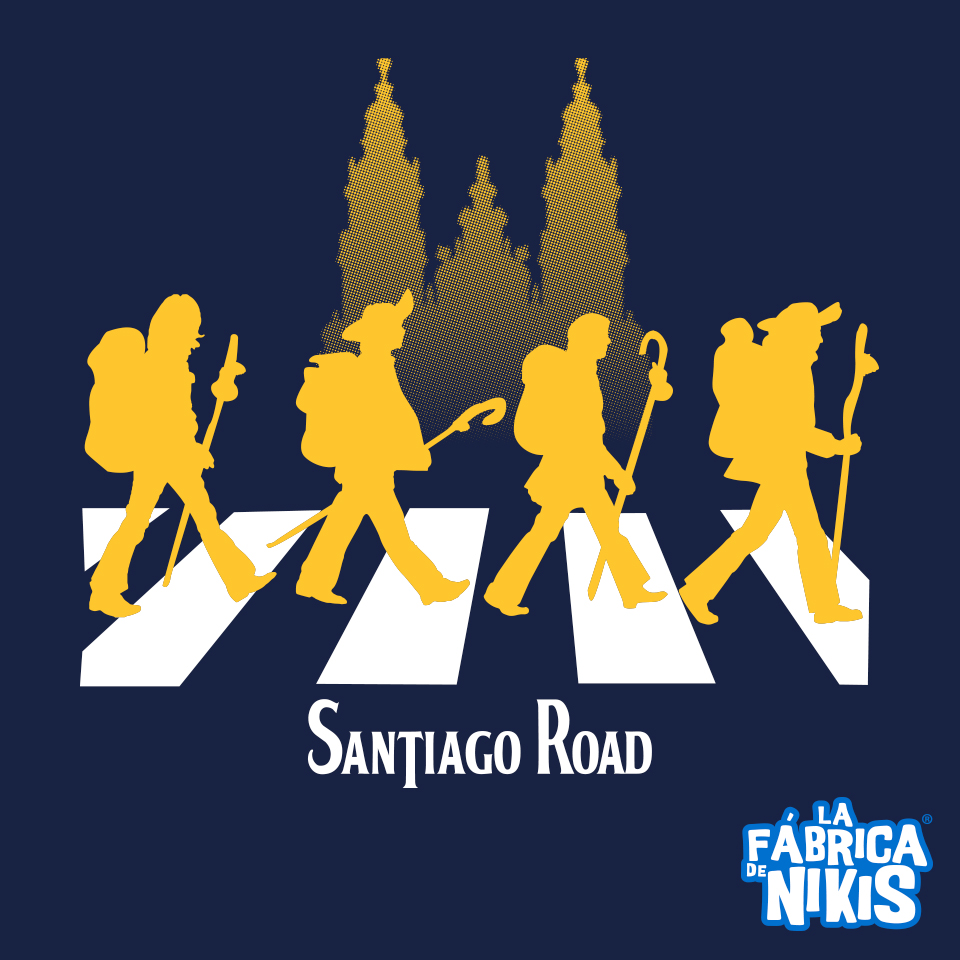 CAMISETA SANTIAGO ROAD