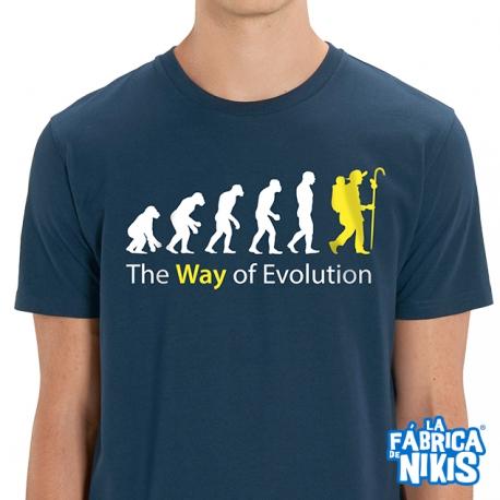 Camiseta The Way of Evolution
