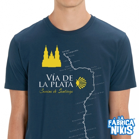 Camiseta Vía De La Plata