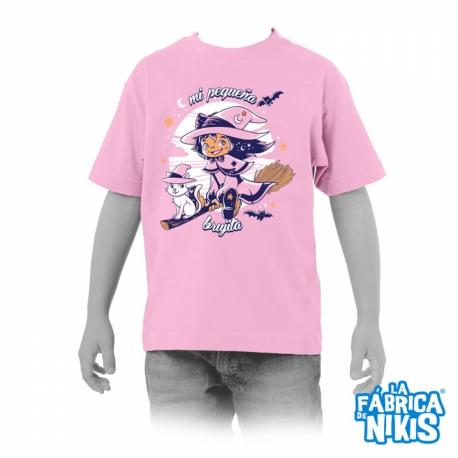 Camiseta Mi Pequeña Brujita