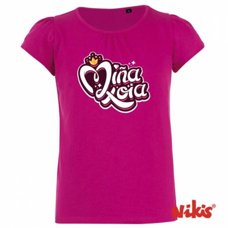 Camiseta Miña Xoia nena