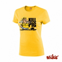 Kill Pig moza gold 614