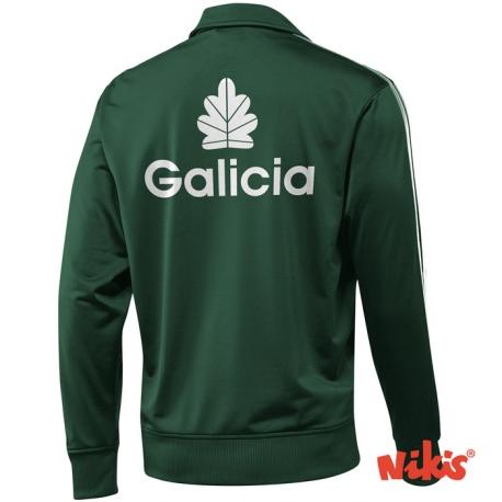 CHAQUETA GALICIA VERDE