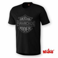 Camisetas unisex    Furanchos Rider 0115