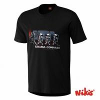 Camisetas unisex    Escura Compaña