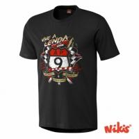 Camisetas unisex    Ruta AP9