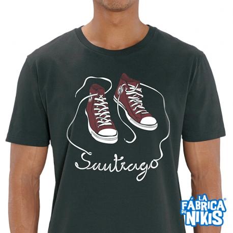 Camiseta Zapatillas Santiago