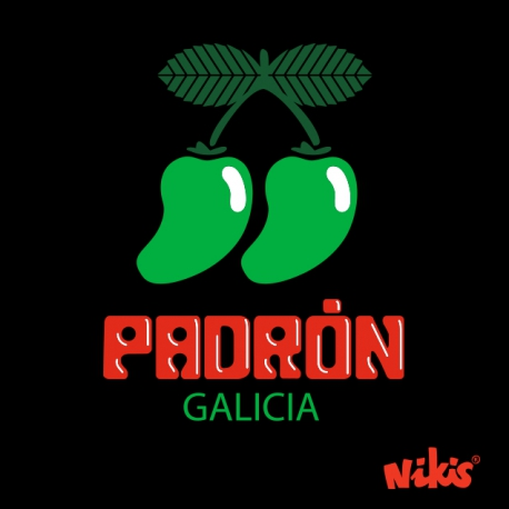 CAMISETA PADRÓN GALICIA
