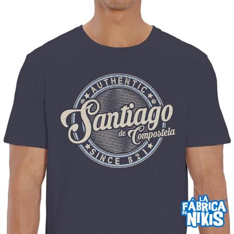 Camiseta Authentic Santiago