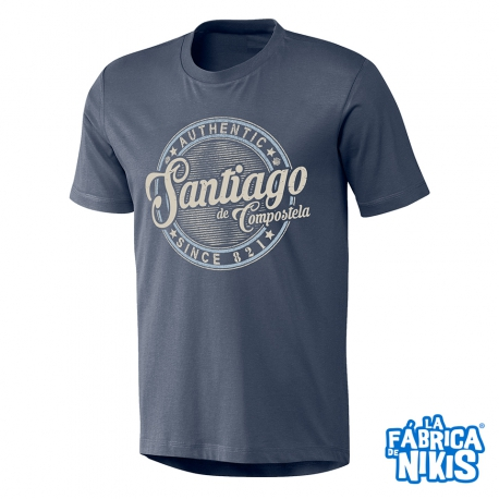 Camiseta Authentic Santiago