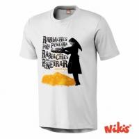 Camisetas unisex    Rabiaches