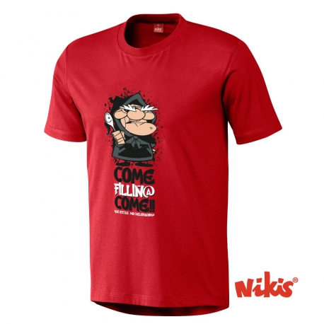 Camiseta Come Filliño