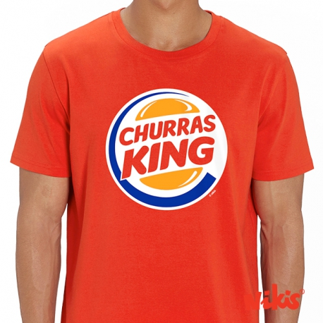 Camiseta Churrasking