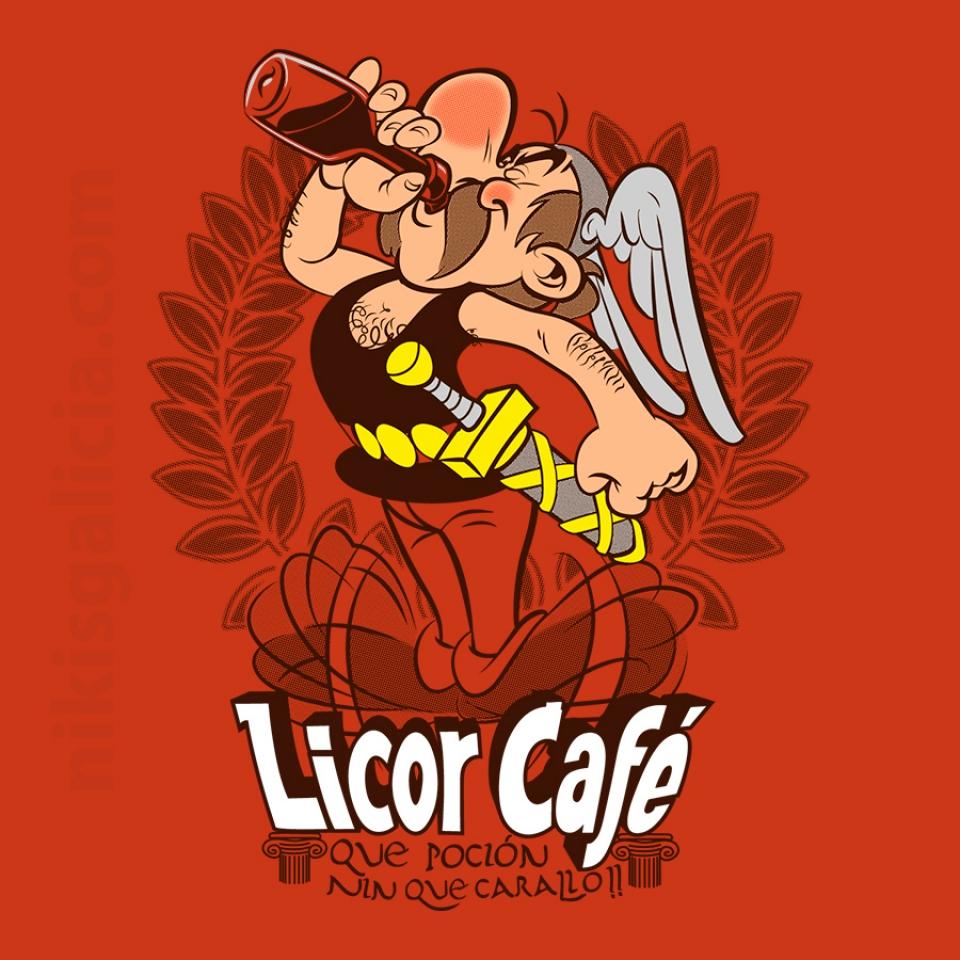 CAMISOLA LICOR CAFÉ