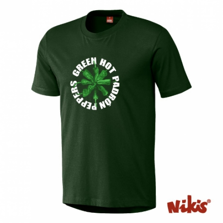 Camiseta Green Hot