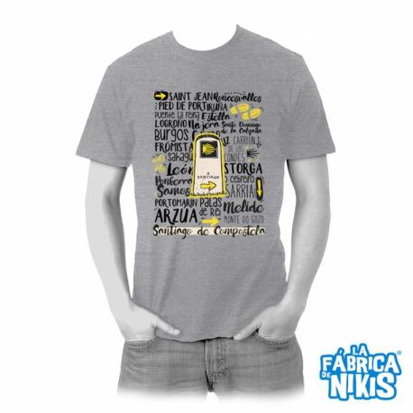Camiseta Hito del Camino