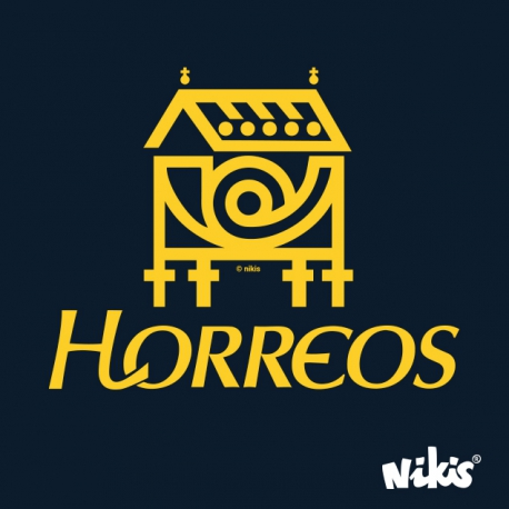 CAMISETA HORREOS