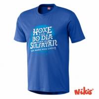 Camisetas unisex    Sulfatar