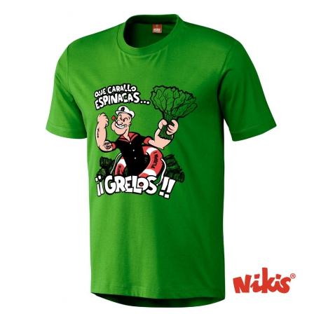 Camiseta Grelos