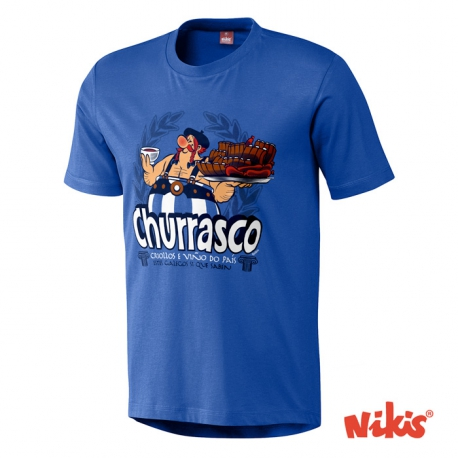 CAMISETA CHURRASQUIX
