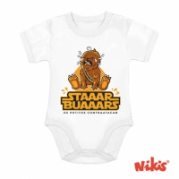 Bebe y niño   Body StarBuars