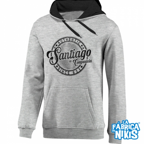 Sudadera Authentic Santiago