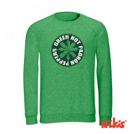 Suadoiro pescozo Green Hot