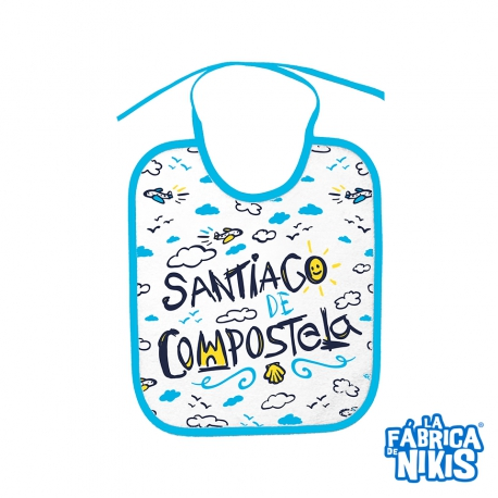 Babero Sol Santiago
