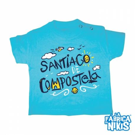 Camiseta Sol Santiago