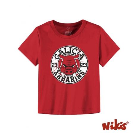 Camiseta Xabaríns Galicia