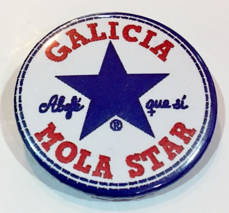 Chapa Galicia Mola Star