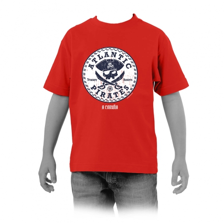 Camiseta Atlantic Pirates
