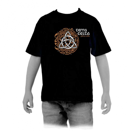 Camiseta Corona Celta Galicia niño