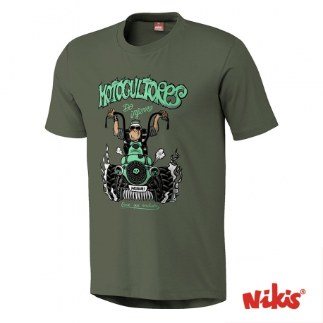 Camiseta Motocultores do inferno
