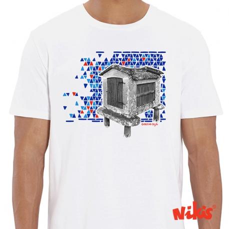 Camiseta Horreo Vintage