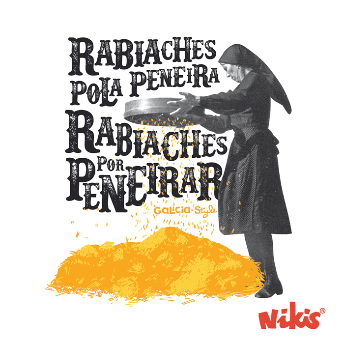 CAMISETA RABIACHES
