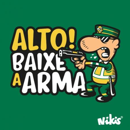 CALZÓN ALTO BAIXE A ARMA