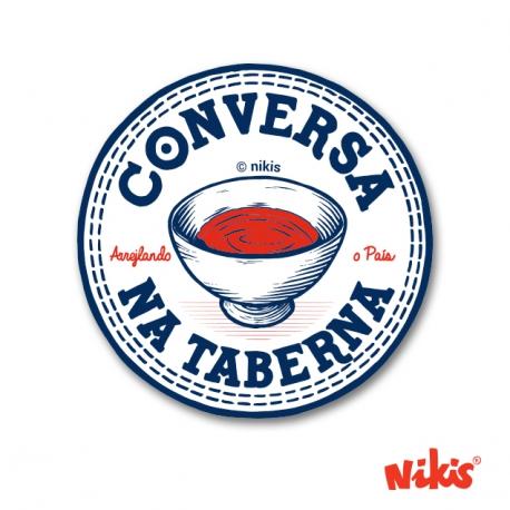 Parche Conversa na Taberna