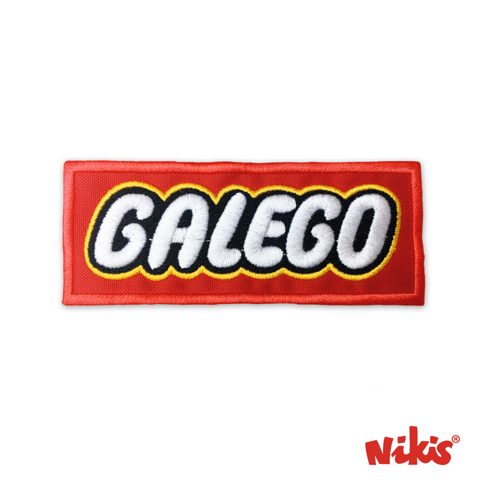 PARCHE GALEGO