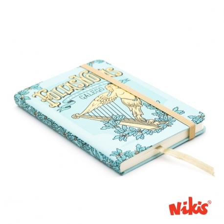 Caderno Follas Novas