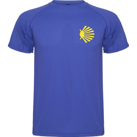 Camiseta técnica Concha