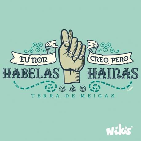 CAMISETA FIGA HABELAS HAINAS