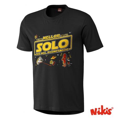 Camiseta Mellor Solo