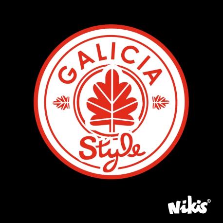 MOCHILA ROLL GALICIA STYLE NEGRO