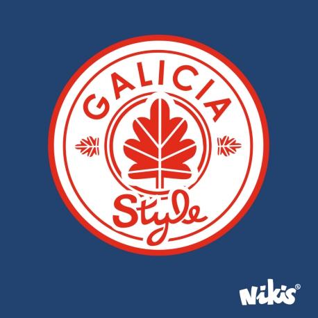 MOCHILA ROLL GALICIA STYLE MARINO