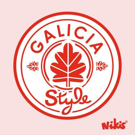 MOCHILA FASHION GALICIA STYLE ROSA