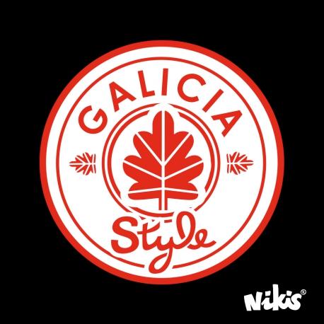 MOCHILA RUCK GALICIA STYLE NEGRO