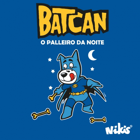 CAMISETA BATCAN