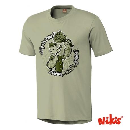 Camiseta Grelos Carallo